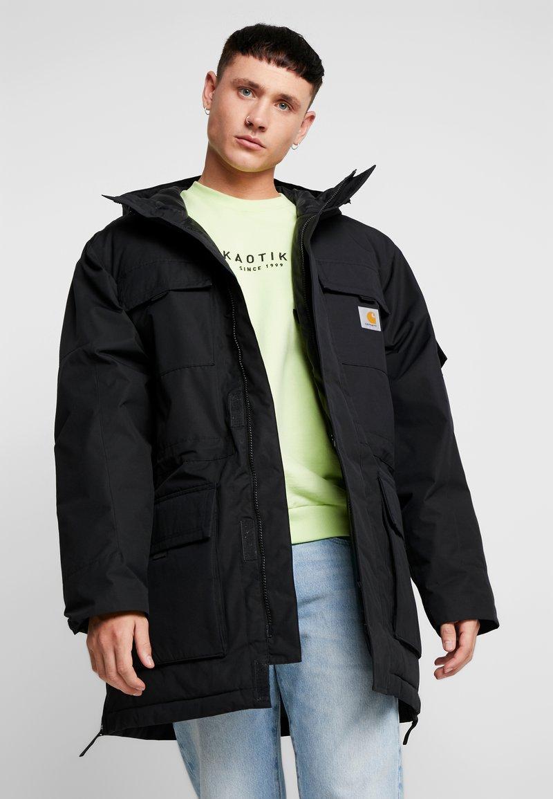 Carhartt WIP - HENDON  - Winter coat - black