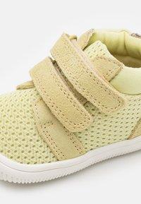 Woden - Baby shoes - lemongrass - 5