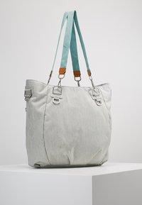 Lässig - MIX N MATCH BAG - Torba do przewijania - light grey - 2