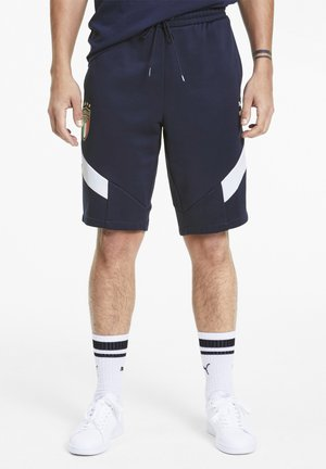 ITALIA ICONIC MCS HOMBRE - kurze Sporthose - team power blue-peacoat