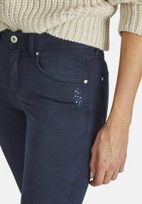 Angels - ORNELLA GLAMOUR - Slim fit jeans - dunkelblau - 3