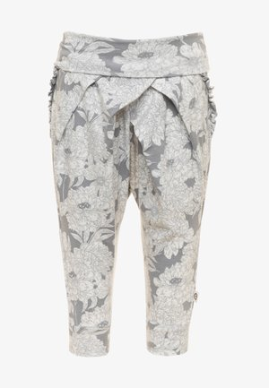 BLOOMING PANTS - Broek - shark
