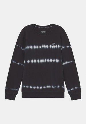 TENCO TIEDYE - Sweater - black