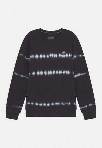 TENCO TIEDYE - Sweatshirt - black