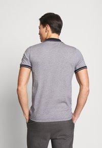 Selected Homme - SLHJOE - Polo shirt - sky captain/brigth white - 2