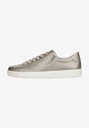 D1402 - Sneakers laag - old silver
