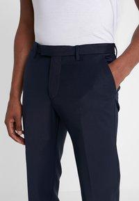 DRYKORN - PIET - Trousers - blue - 3