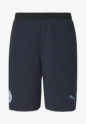 Shorts - peacoat-team light blue