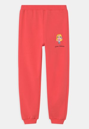 MASCOTTE - Tracksuit bottoms - red