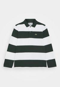 Lacoste - Polo shirt - sinople/flour - 0