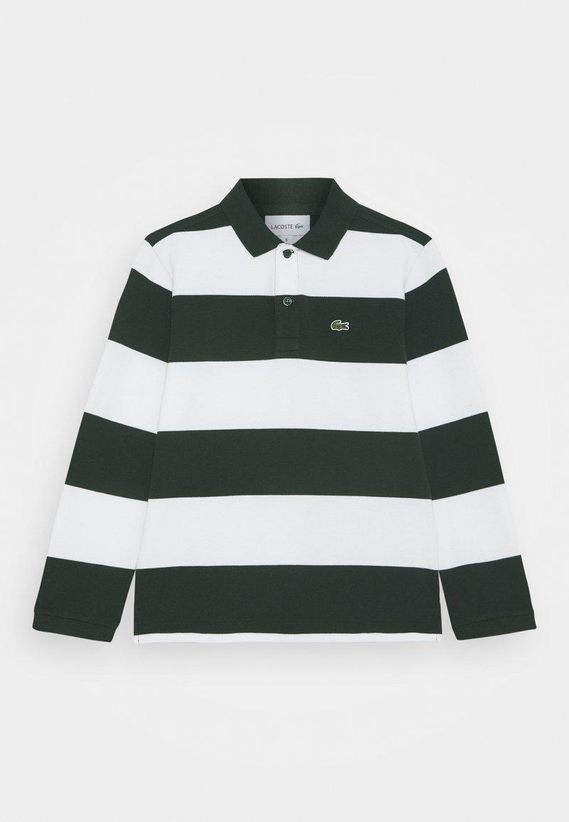 Lacoste - Polo shirt - sinople/flour