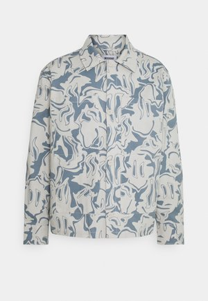 ROLAND OVERSHIRT UNISEX - Spijkerjas - light blue