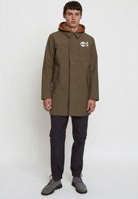 Timberland - Short coat - canteen - 1