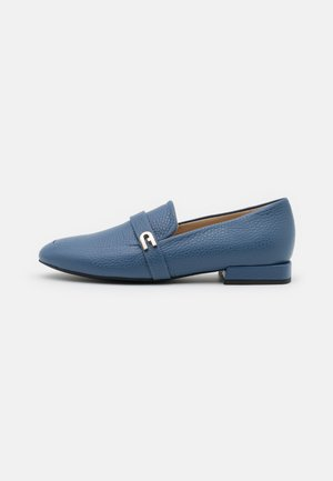 LOAFER  - Slip-ons - blu denim