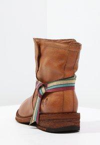Felmini - GREDO - Classic ankle boots - cognac - 3