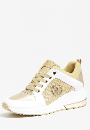RUNNER JARYD 4G LOGO - Trainers - oro
