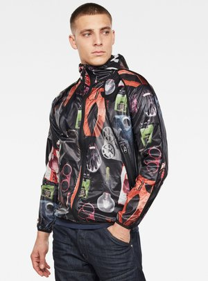 Outdoor jacket - dk black objects