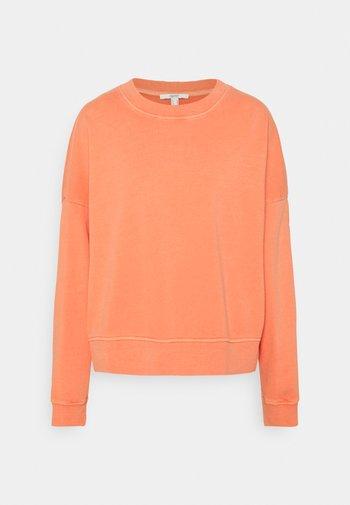 FLOW - Mikina - coral orange