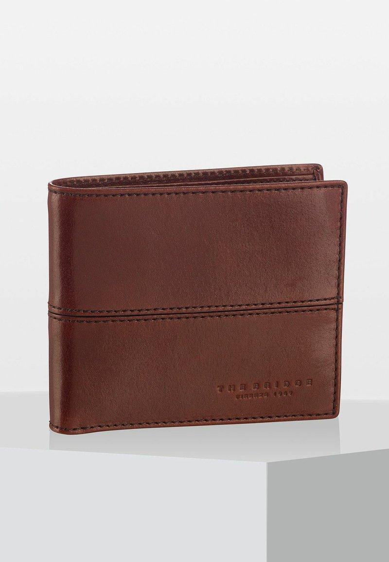 The Bridge - VESPUCCI - Wallet - brown