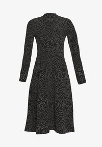 Monki - HELIE DRESS - Kjole - black - 4