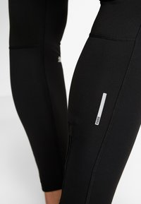 Puma - IGNITE LONG TIGHT - Tights - black - 5