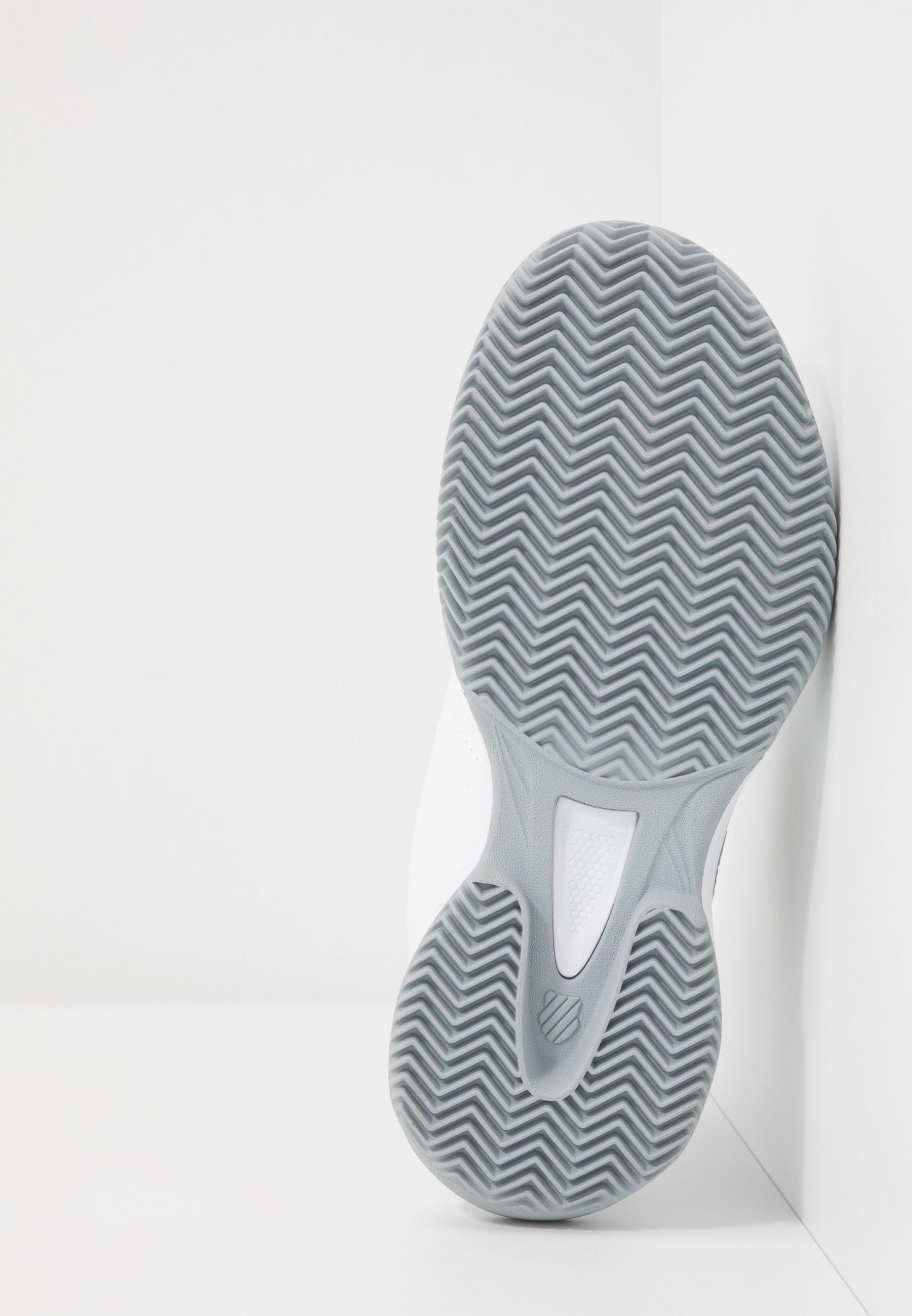 Acquista meglio Scarpe da Donna K-SWISS COURT EXPRESS HB da tennis per terra battuta white/highrise/silver