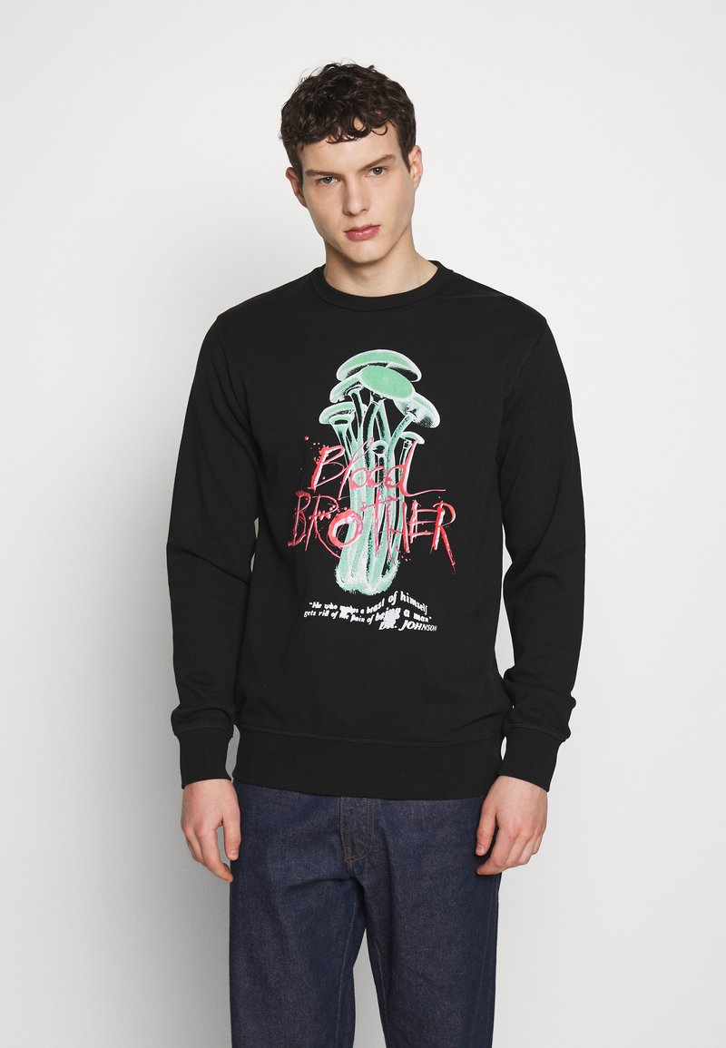 Blood Brother - Sweater - black