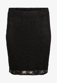 Zizzi - Pencil skirt - black - 3