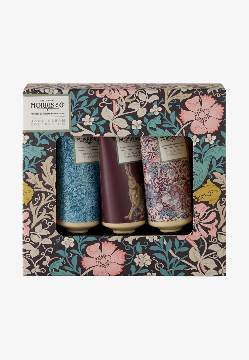 Morris & Co - PINKCLAY AND HONEYSUCKLE HAND CREAM COLLECTION - Bath and body set - -
