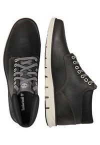 Timberland - Casual lace-ups - grey/black - 1