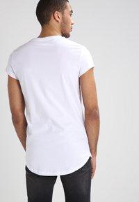 YOURTURN - Basic T-shirt - white - 2