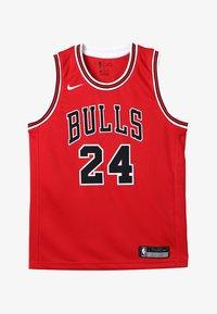 Nike Performance - NBA CHICAGO BULLS SWINGMAN ICON - Funktionsshirt - red - 4