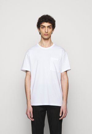 M. BRAD  - T-shirt basique - white