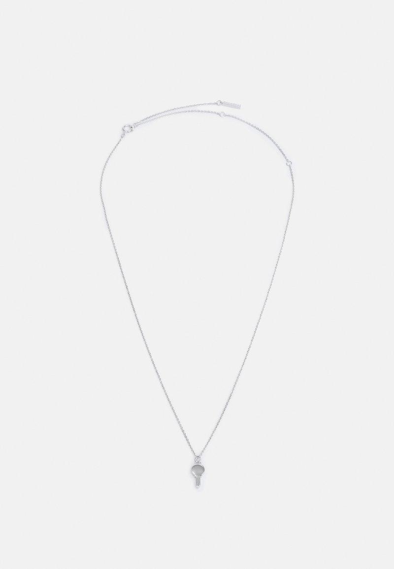 PDPAOLA - CO ETERNUM NECKLACE - Collier - silver-coloured