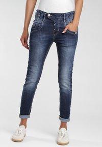 Gang - SLIM FIT MARGE - Slim fit jeans - no square wash - 0