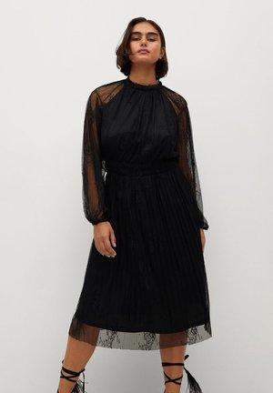 VICTORIA - Cocktail dress / Party dress - schwarz