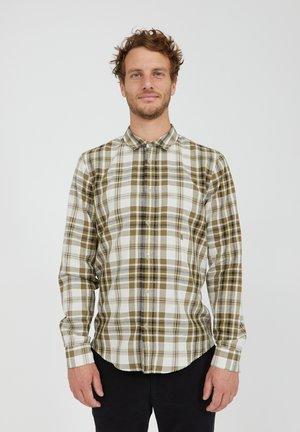 LINAAS - Overhemd - sage
