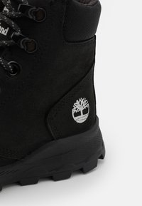 Timberland - BROOKLYN BOOT UNISEX - Veterboots - black - 5
