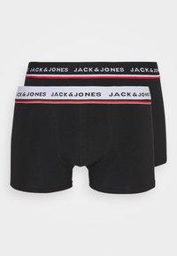 JACORGANIC TRUNKS 2 PACK - Pants - black/black