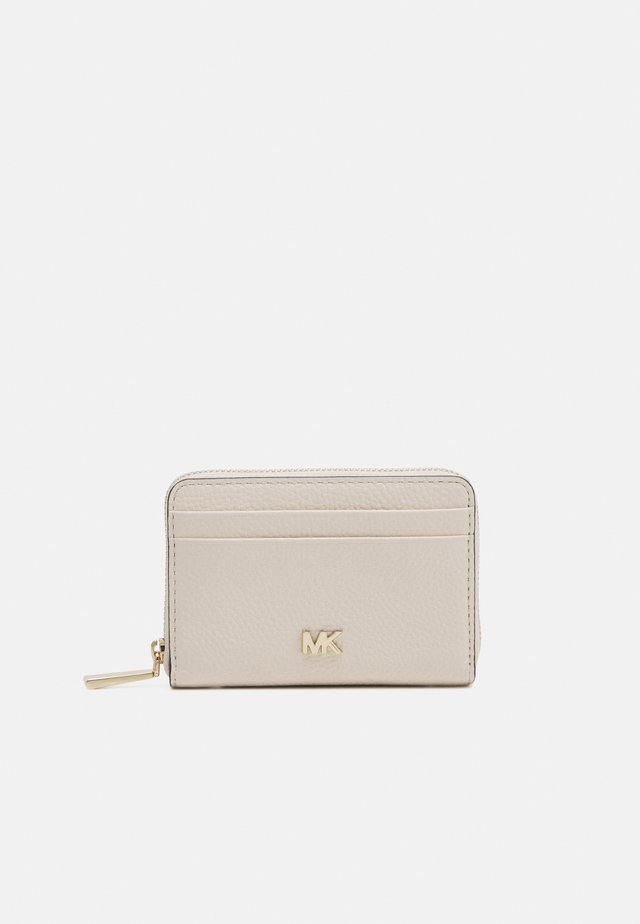 MOTTZA COIN CARD CASE - Portefeuille - light cream