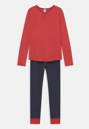 TEEN LONG - Pyjama set - grenadine