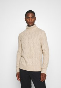 Pier One - Strickpullover - off-white - 0