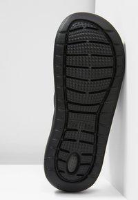 Crocs - Badesandale - black/slate - 4