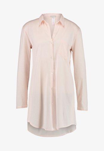 DELUXE NIGHTDRESS - Nattskjorte - crystal pink