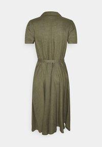 Polo Ralph Lauren - Sukienka koszulowa - basic olive - 1