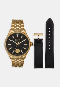 Versus Versace - COLONNE GIFT SET - Orologio - gold-coloured/black - 0