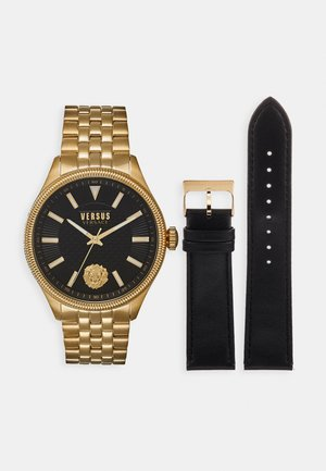 COLONNE GIFT SET - Watch - gold-coloured/black