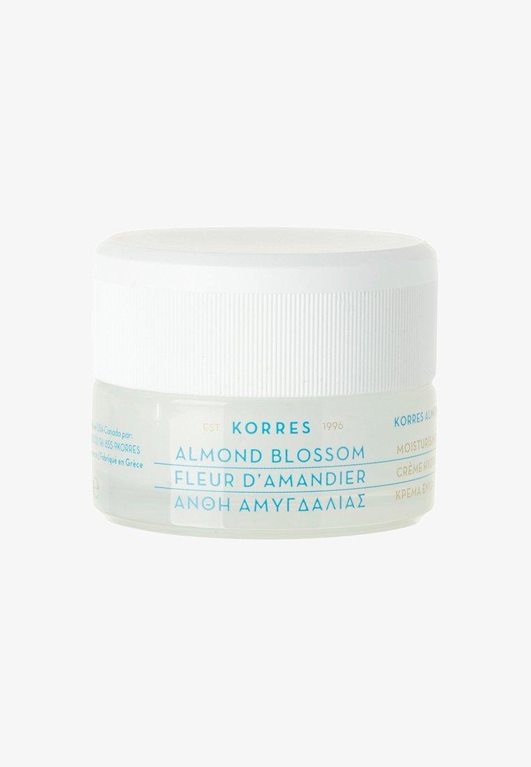 Korres - ALMOND BLOSSOM MOISTURIZING CREAM OILY - COMBINATION SKIN - Face cream - -