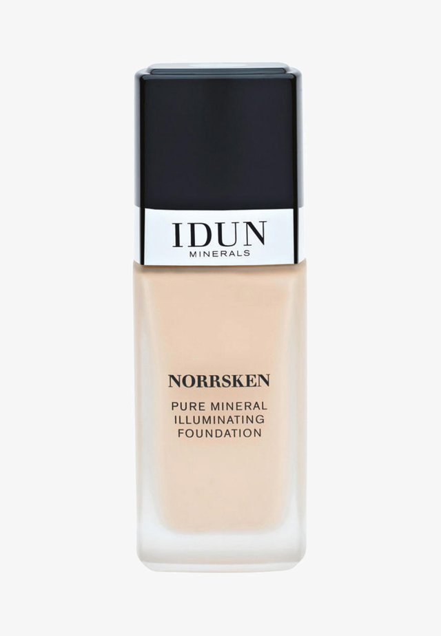 LIQUID FOUNDATION - Foundation - freja - warm light