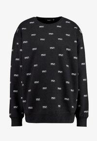 Obey Clothing - DUBOIS CREW - Sweatshirt - black - 3